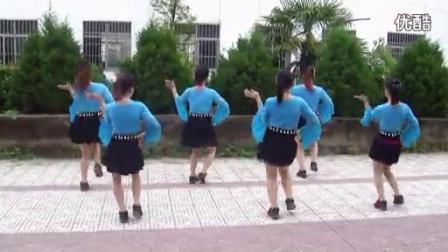 池州天缘广场舞--送情郎《集体》_标清