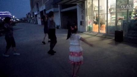 陈佳欣广场舞
