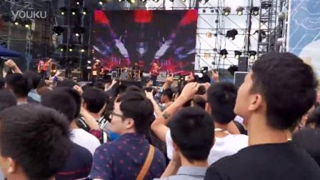 2015 贵阳 迷笛 马赛克