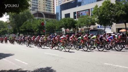 2015年国际自行车(青海湖)环湖赛