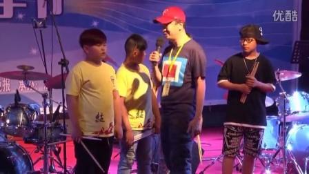 徐州鸿庆鼓校学员在江苏省首届鼓手节徐世兴公开课上的精彩表演