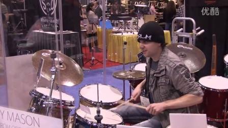 Canopus Drums @ Winter NAMM 2015