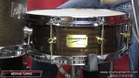 #CanopusDrums產品# Mahogany Series Snare Drum 5x14