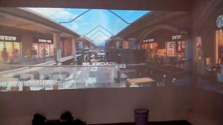 四川成都国际时尚中心展厅