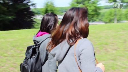 Natsumi和Michelle谈萨塞克斯大学的图书馆