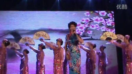 咏梅,兰桂连老师诗画演唱,伴舞花语舞蹈。编导老师刘秀华,摄像范金明。