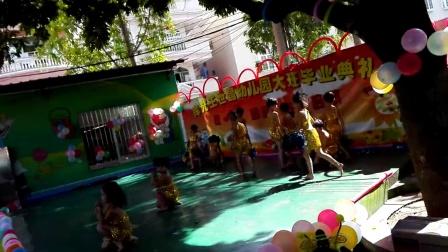 库充王世昌幼儿园2014第二学期毕业视频