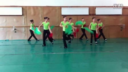 北京音乐舞蹈学校 10届3小班 民间