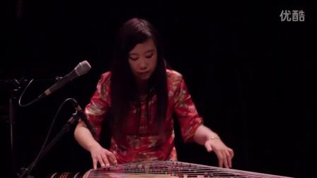 Bach to Sissy 花想容 - 现场版-Sissy ZHOU古筝