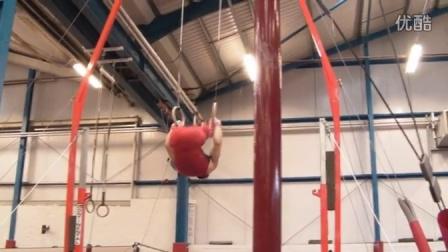 男子体操训练3