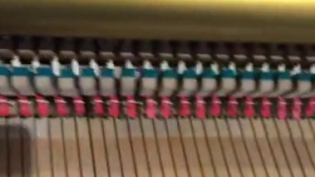 YAMAHA-U1-668007钢琴测评视频
