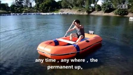 2015-3-22 双面使用充气船 Double use inflatable boat in assault boat style