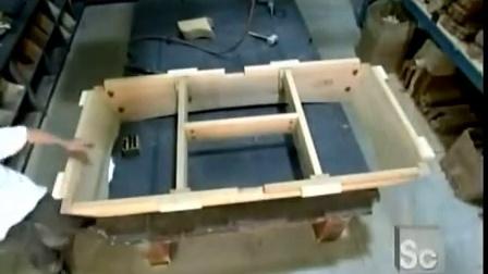 台球桌制作与安装