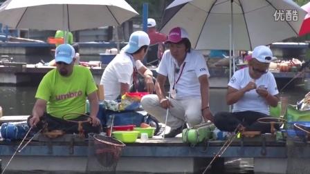 2015 マルキユー わくわくフィッシングフェスティバル ペアへら鮒釣り大会