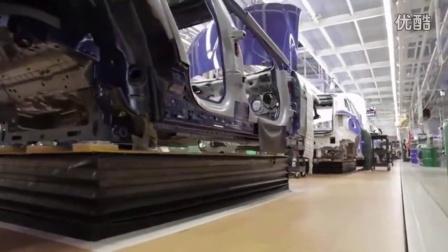 捷豹路虎Jaguar,XE车型总装厂-生产视频