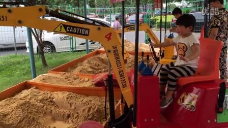150620—开挖土机