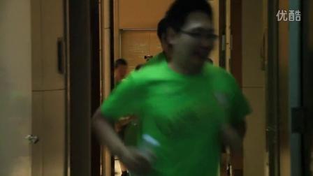 静安香格里拉越向未来垂直健康跑