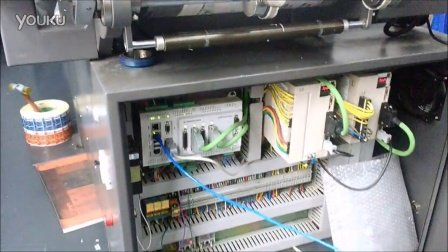 全自动化高速模切机烫金机控制系统