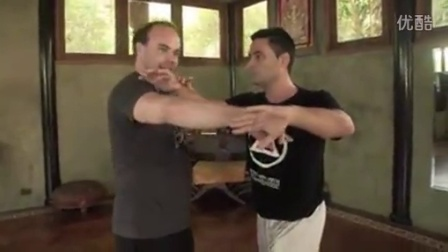 Stick to the jab - Teaching moments with sifu - Heaven Man Earth Taiji Internati