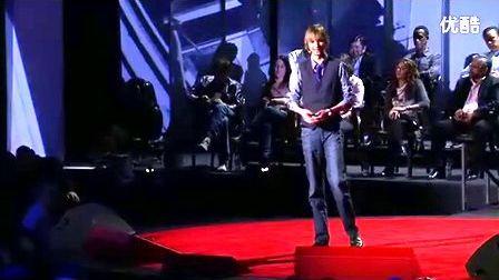 TED演讲集:是的,Taylor Wilson 14岁建造了个核聚变装置