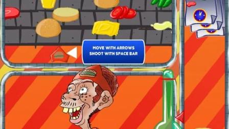 《制作汉堡》DM实况 我做的汉堡绝对好吃
