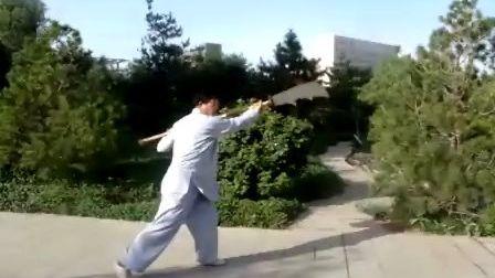 八门拳青龙偃月刀