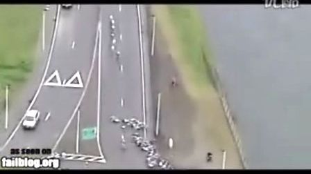 自行車賽失敗