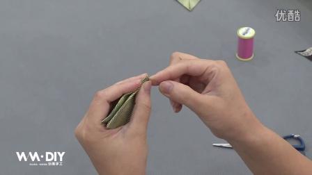玩美团做-华丽折布零钱包