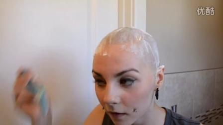 Shaving My Head Smooth