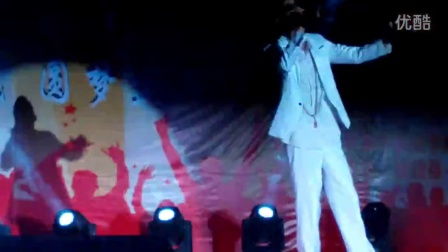 贵州盛华职业学院(光明天使学院)白鸟河之夜-巴登,演唱青春踢踏