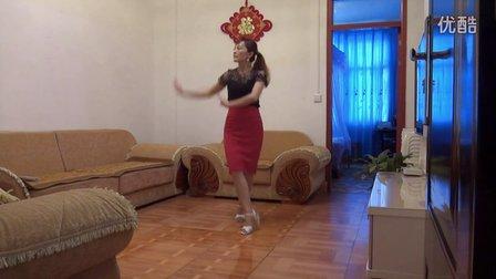 丽丽广场舞:学跳【小小姑娘】