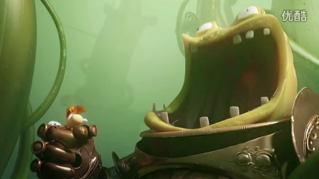 RAYMAN LEGENDS TRAILER E3