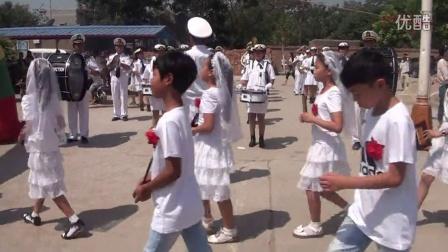 2015年前曹庄天主教会军乐团圣母升天节8