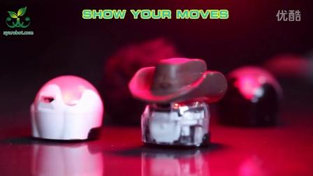 ozobot dance 智能舞蹈机器人 北京小芽科技