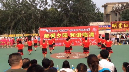 舞动中国;金郝庄镇中心广场舞
