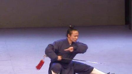 武当丹鼎形剑