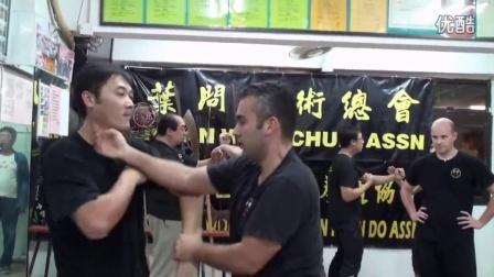 Sam.Lau.非一般詠春.課堂練習.阿祺.vs.Maurizio
