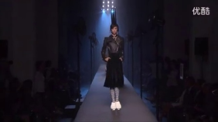 Jean Paul Gaultier Haute Couture F-W 2015 Fashion Show_高清