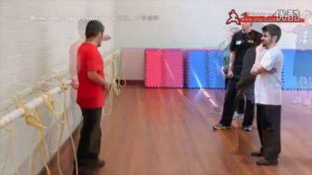 'Blind' Learning in Taijiquan