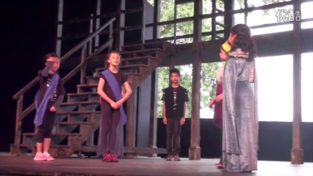 """用莎士比亚原著台词演""""哈姆雷特""""是个不简单的表演"""
