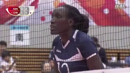 女排世界杯 中国vs肯尼亚