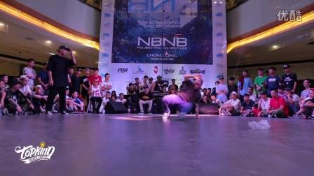 1vs1 决赛 狄云洋 vs 李俊宁   重庆 2015NBNB