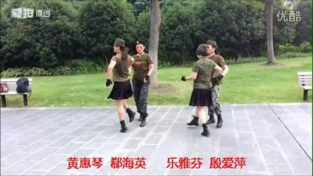 陶然亭水兵舞