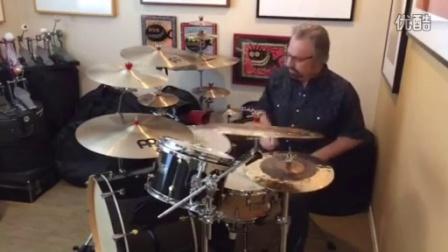 [CANOPUS - カノウプス] Paul Jonason plays NEW Canopus NV70-M4 snare drum