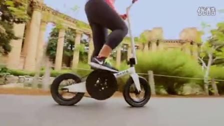 没有脚踏板的单车,你尝试过没?!