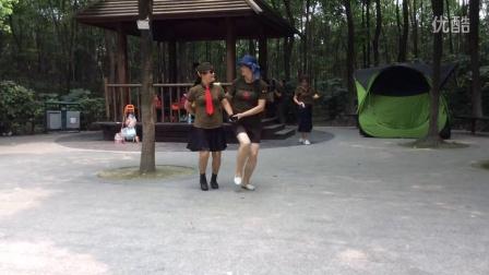 学陶然亭水兵舞
