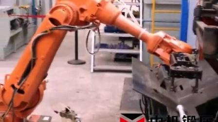 aluminium alloy control arm automatic forging production line