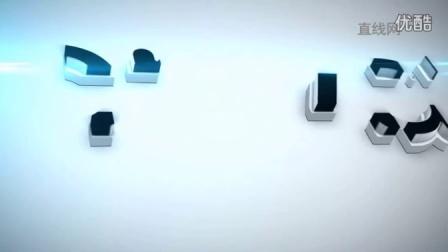 模块动画拼合标志显示LOGO