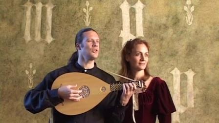 Asteria performs Quant la doulce jouvencelle