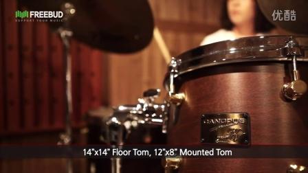 [CANOPUS _ カノウプス] Bomi Choi plays NV60M1 Drum KIt